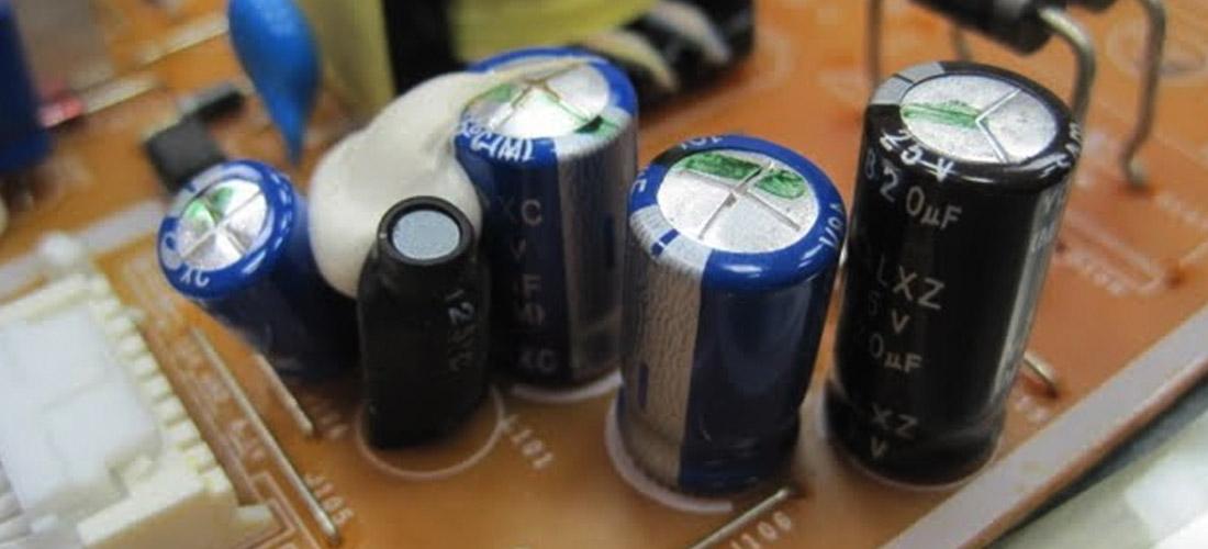 стоит понимать, вытекшие конденсаторы фото скорее