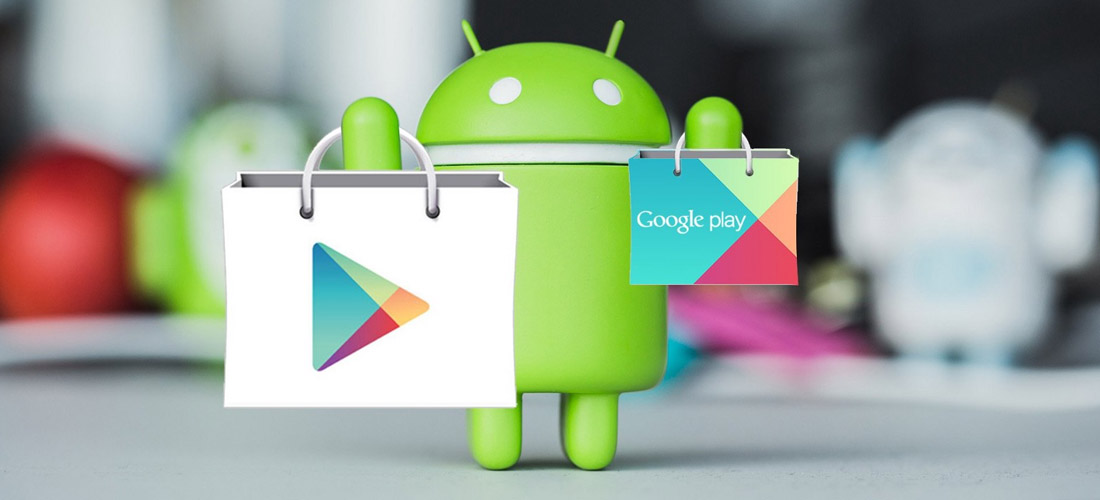 Android, Google Play